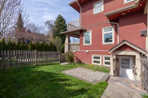 Townhouse for sale at 3181 3rd Ave W Vancouver British Columbia - MLS: R2357939
