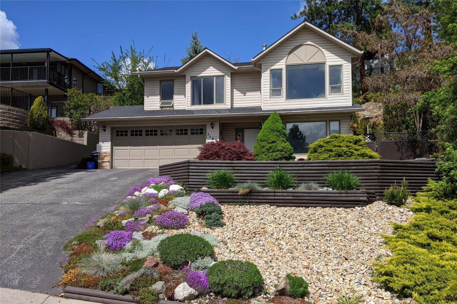 House for sale at 3183 Broadview Pl West Kelowna British Columbia - MLS: 10205707