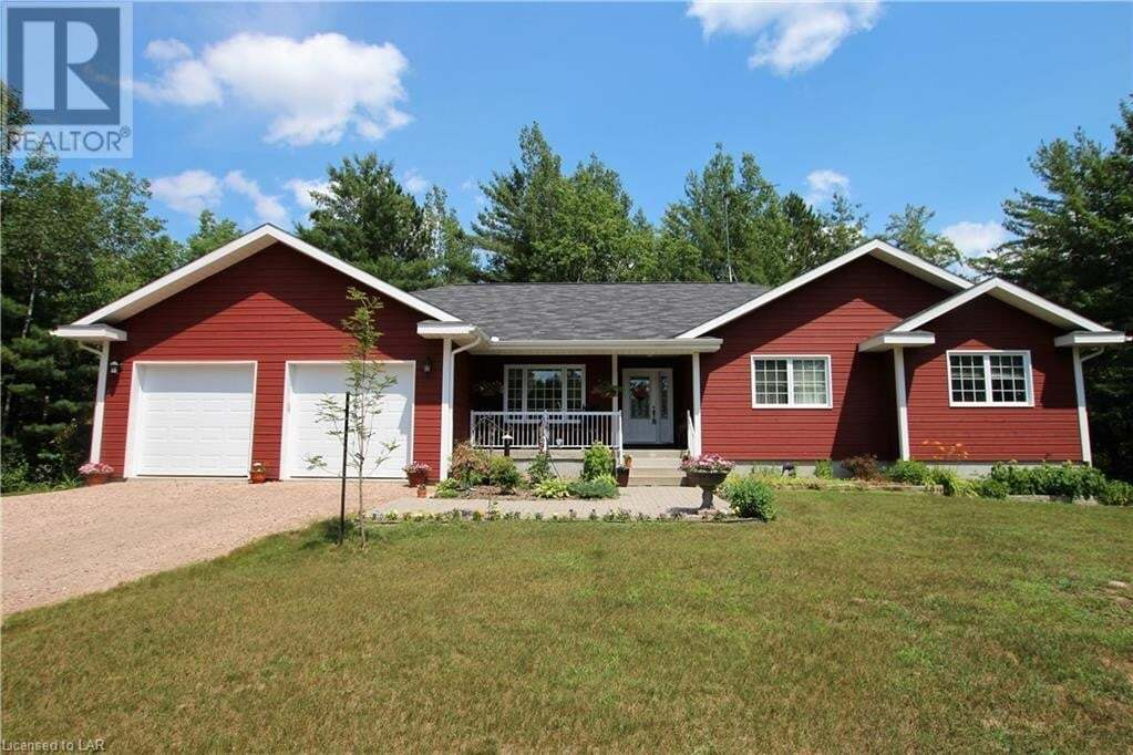 House for sale at 3183 Wasi Rd Callander Ontario - MLS: 271240