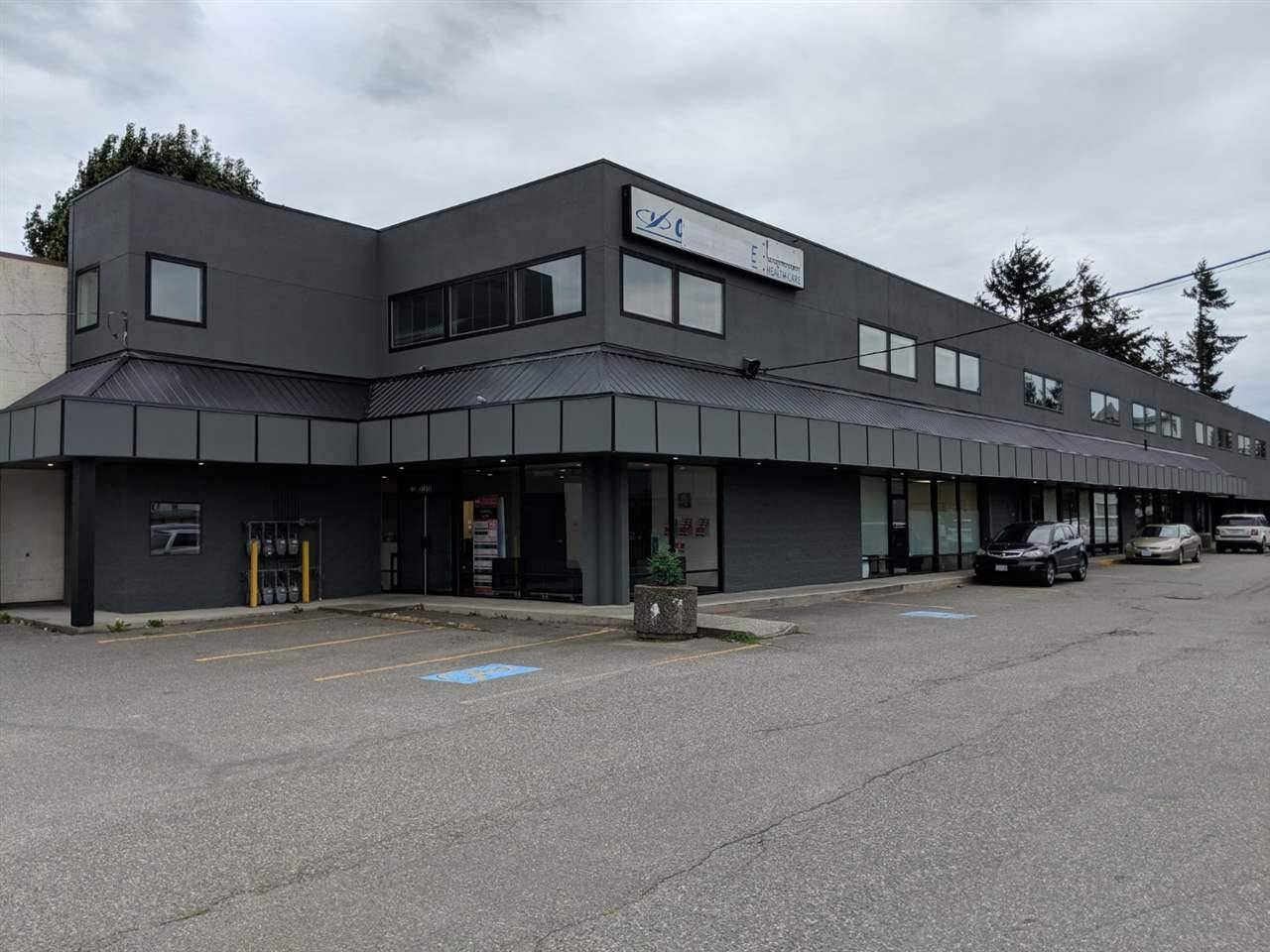 Commercial property for lease at 31838 Fraser Wy South Abbotsford British Columbia - MLS: C8024602