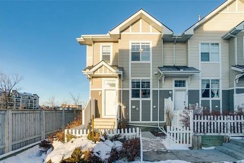 Townhouse for sale at 3186 New Brighton Garden(s) Southeast Calgary Alberta - MLS: C4279167