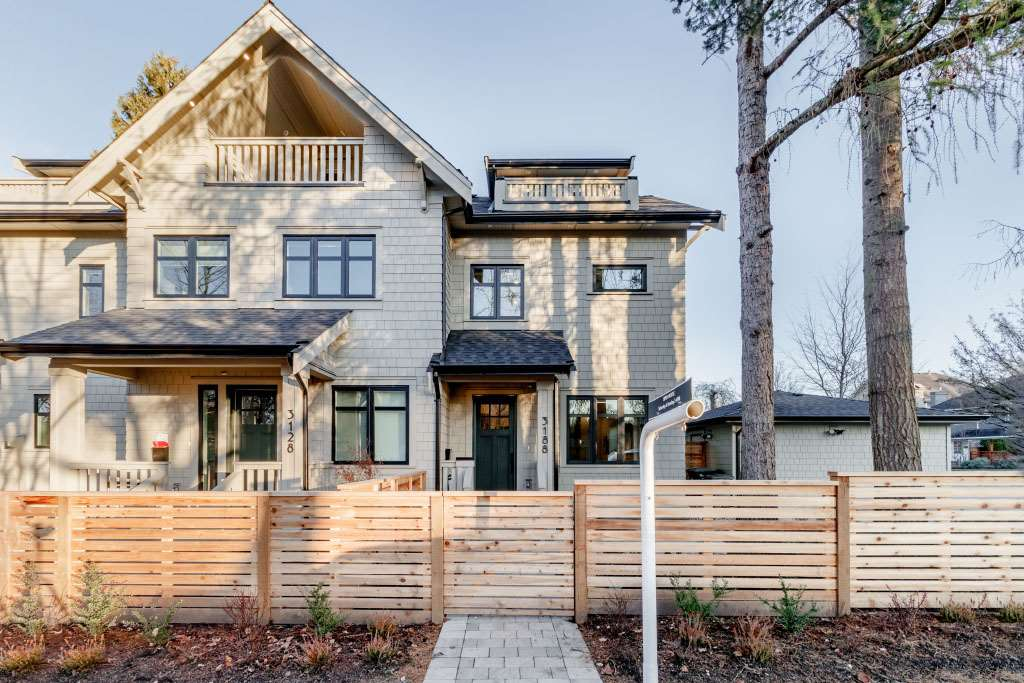 For Sale: 3188 Inverness Street, Vancouver, BC | 3 Bed, 3 Bath Townhouse for $1339900.