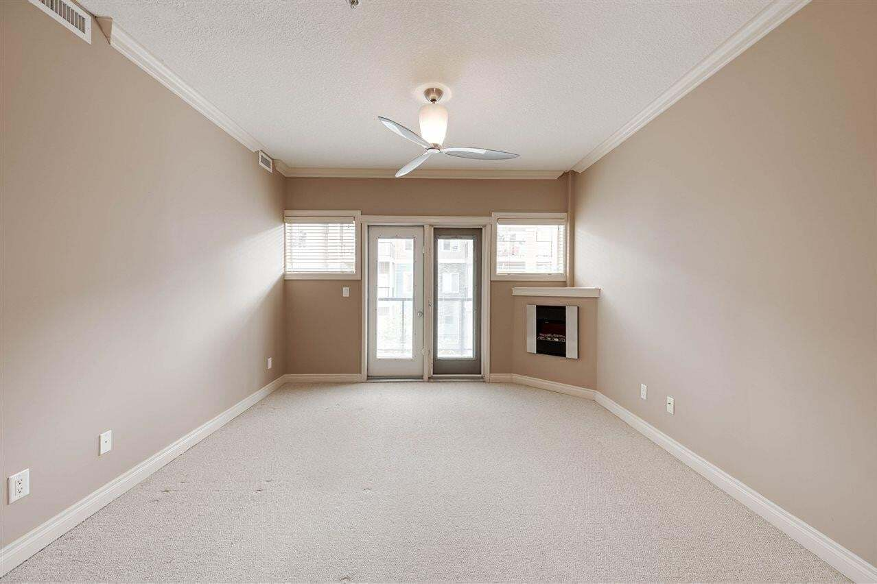 Condo for sale at 10121 80 Av NW Unit 319 Edmonton Alberta - MLS: E4200941
