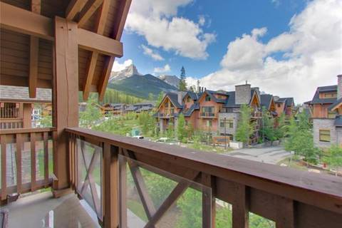 Condo for sale at 106 Stewart Creek Landng Unit 319 Canmore Alberta - MLS: C4255595