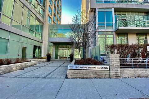 Condo for sale at 120 Homewood Ave Unit 319 Toronto Ontario - MLS: C4734349