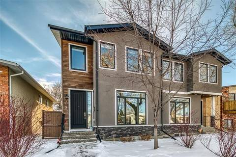 Townhouse for sale at 319 29 Ave Northeast Calgary Alberta - MLS: C4287347