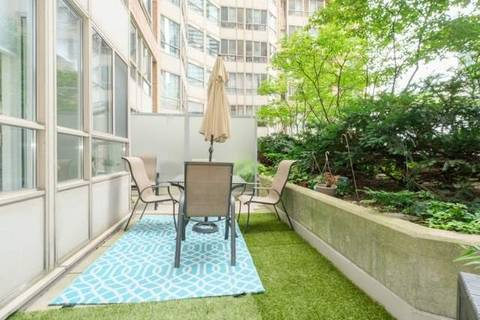 Apartment for rent at 711 Bay St Unit 319 Toronto Ontario - MLS: C4553991