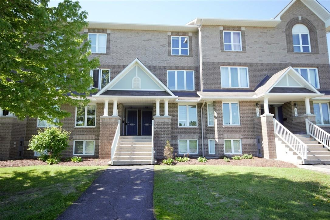 Removed: 319 Aquaview Drive, Orleans, ON - Removed on 2019-06-30 17:09:22