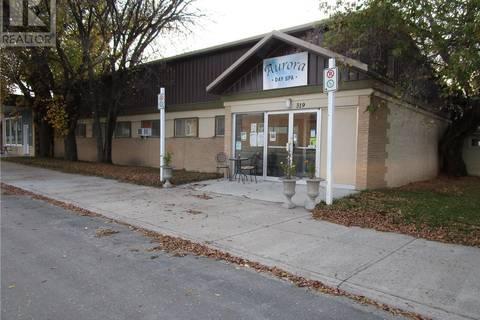 Commercial property for sale at 319 Bosworth St Wynyard Saskatchewan - MLS: SK787526