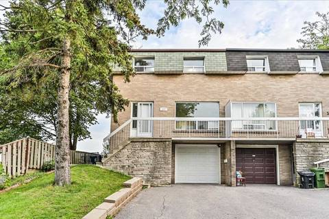 Townhouse for sale at 319 Chester Le Blvd Toronto Ontario - MLS: E4589136