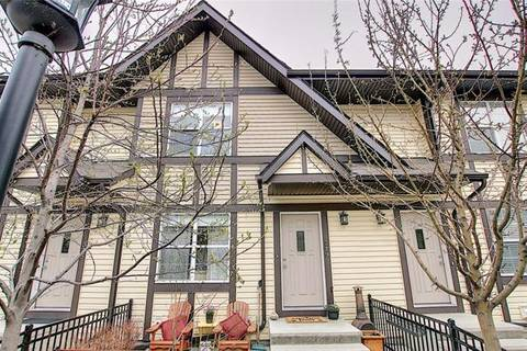 Townhouse for sale at 319 Cranford Ct Southeast Calgary Alberta - MLS: C4295402