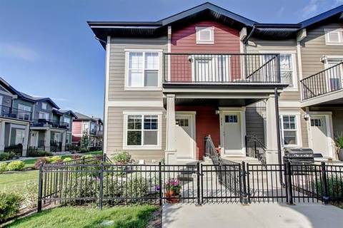 Townhouse for sale at 319 Cranford Walk/walkway Southeast Calgary Alberta - MLS: C4259251
