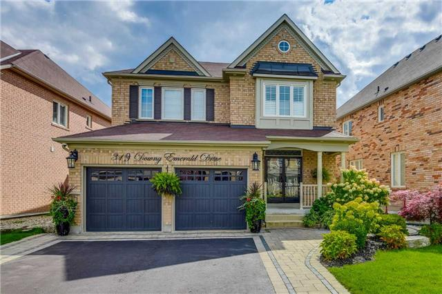 House for sale at 319 Downy Emerald Drive Bradford West Gwillimbury Ontario - MLS: N4239970