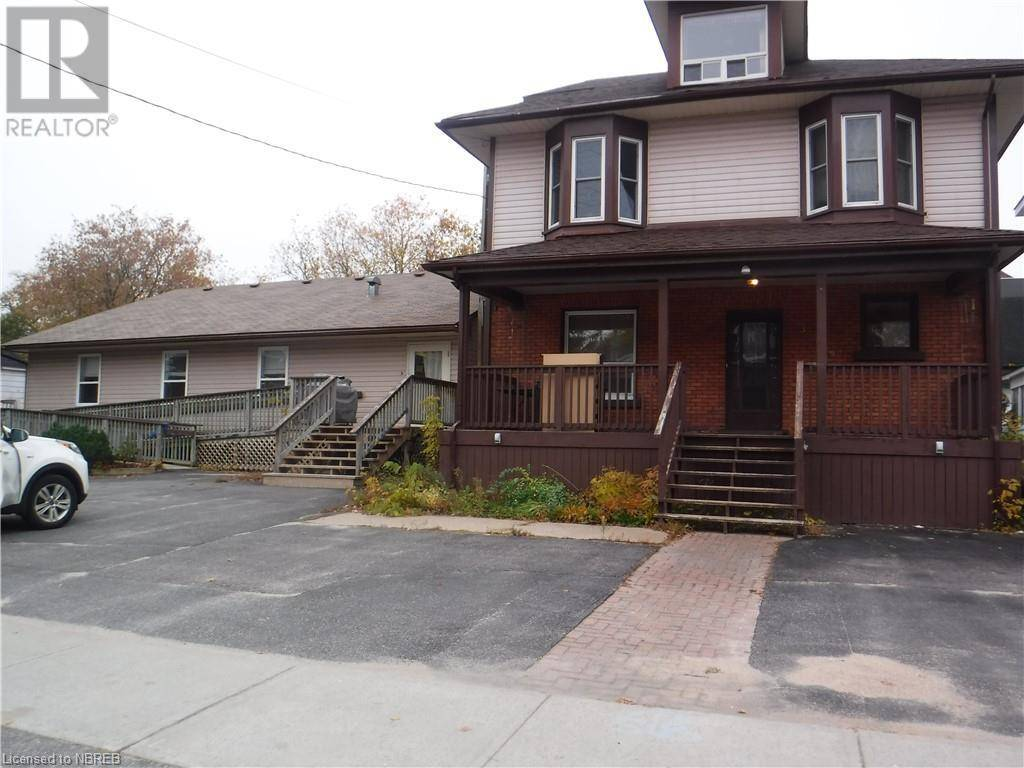 Townhouse for sale at 319 First Ave East North Bay Ontario - MLS: 233948
