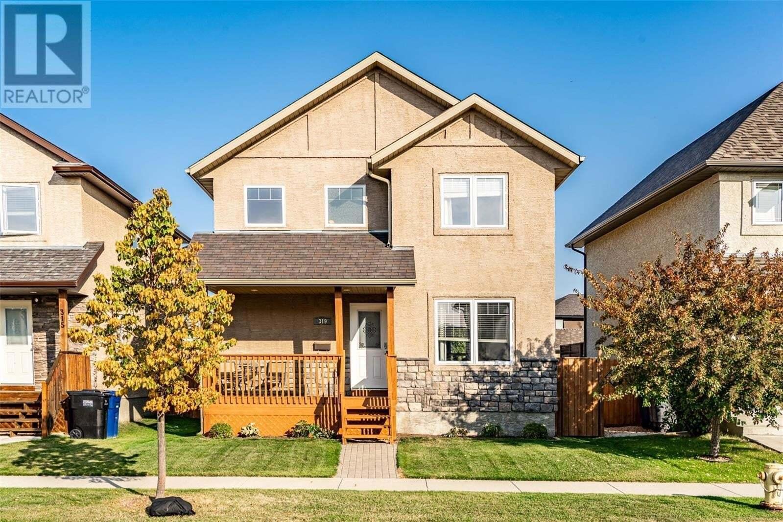 House for sale at 319 Galloway Rd Saskatoon Saskatchewan - MLS: SK827851