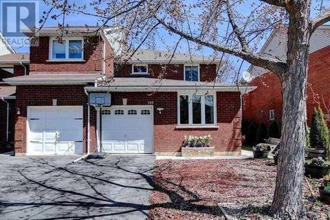 Townhouse for sale at 319 Howell Rd Oakville Ontario - MLS: 30729510