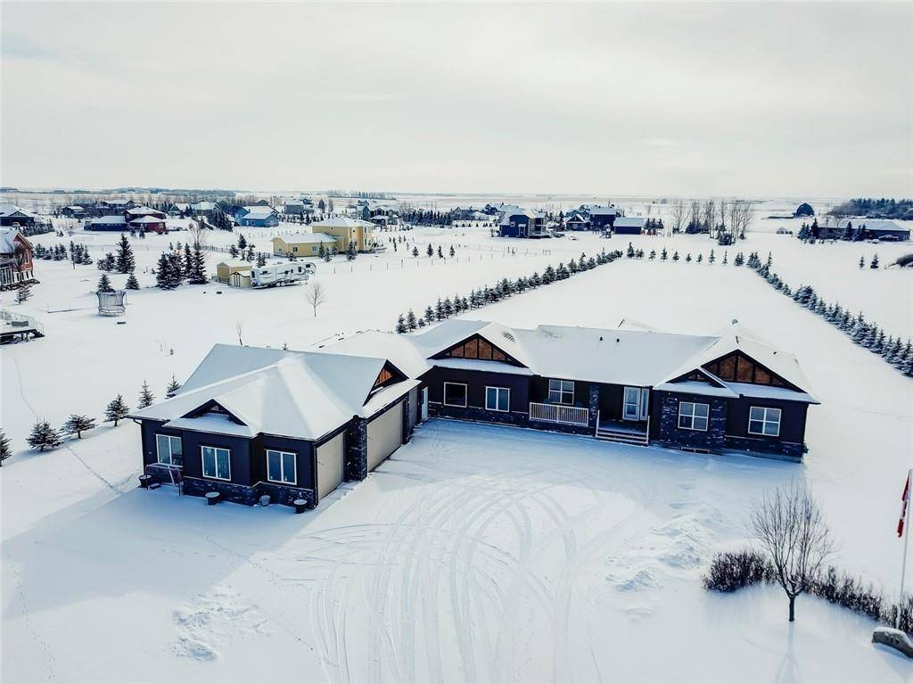 House for sale at 319 Mustang Ln Se Yankee Valley Estates, Airdrie Alberta - MLS: C4226735