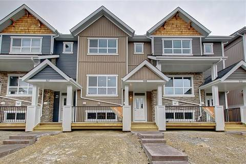 Townhouse for sale at 319 Nolancrest Ht Northwest Calgary Alberta - MLS: C4258513