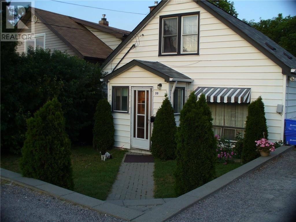 Townhouse for sale at 319 Ontario  Sudbury Ontario - MLS: 2083716