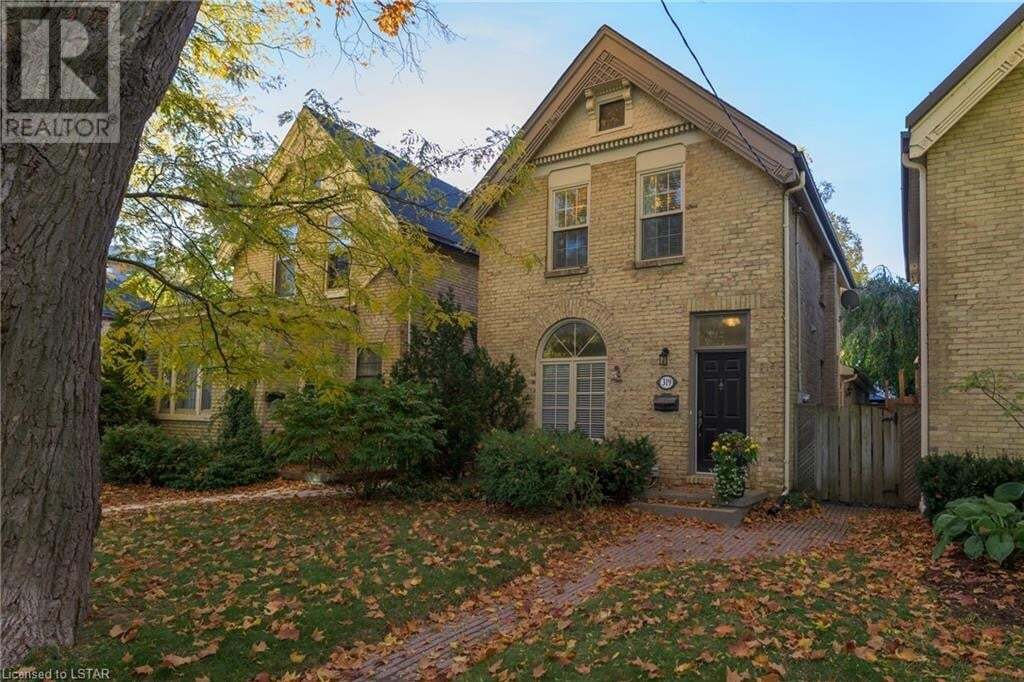 House for sale at 319 Pall Mall St London Ontario - MLS: 40034233