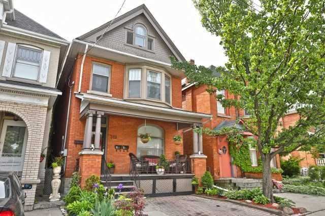 House for sale at 319 Queen Street Hamilton Ontario - MLS: X4207403