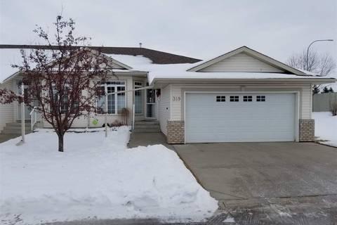 Townhouse for sale at 319 Ravine Vw Leduc Alberta - MLS: E4138155