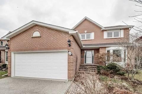 House for sale at 319 River Oaks Blvd Oakville Ontario - MLS: W4392518