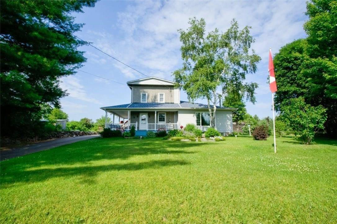 House for sale at 319 Round Lake Rd Killaloe Ontario - MLS: 1159725