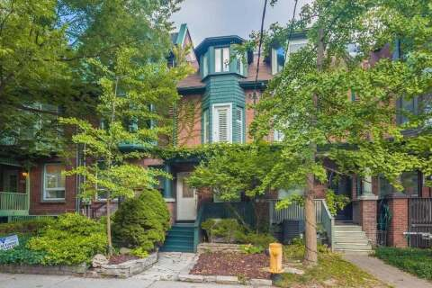 Townhouse for sale at 319 Seaton St Toronto Ontario - MLS: C4924567