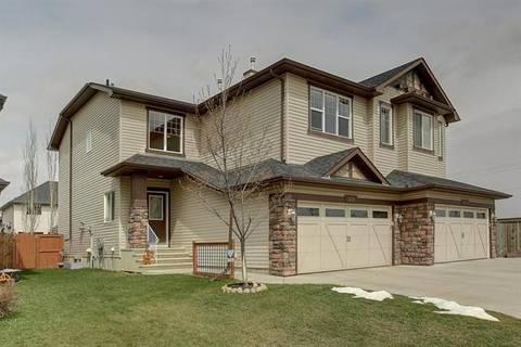 Townhouse for sale at 319 Silverado Range Pl Southwest Calgary Alberta - MLS: C4243433