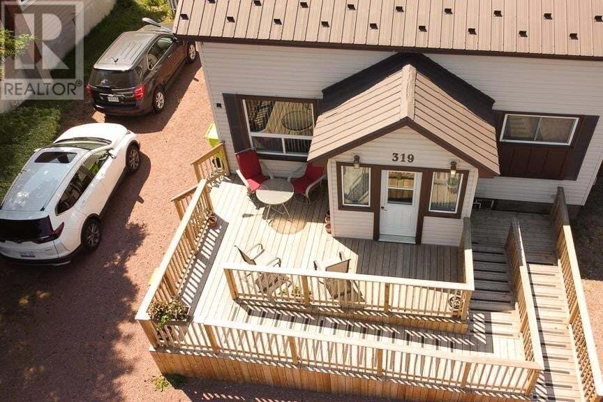Townhouse for sale at 319 Spadina Ave Sault Ste. Marie Ontario - MLS: SM128944