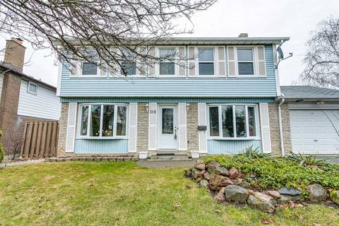 House for sale at 319 St Lawrence St Whitby Ontario - MLS: E4412791