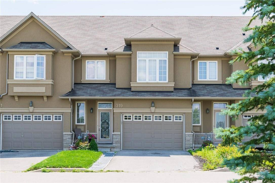 Townhouse for sale at 319 Stonehenge Dr Ancaster Ontario - MLS: H4059766