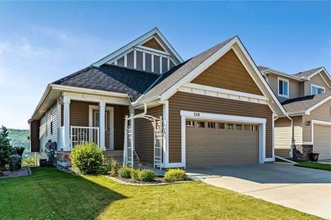 House for sale at 319 Sunset Vw Cochrane Alberta - MLS: C4263113