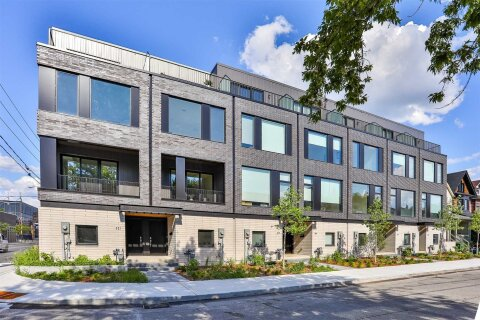 Townhouse for sale at 319 Westmoreland Ave Toronto Ontario - MLS: W4968467
