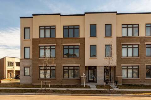 Townhouse for sale at 3191 Ernest Appelbe Blvd Oakville Ontario - MLS: W4767289