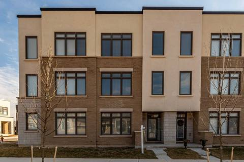 Townhouse for sale at 3191 Ernest Appelbe Blvd Oakville Ontario - MLS: W4737941