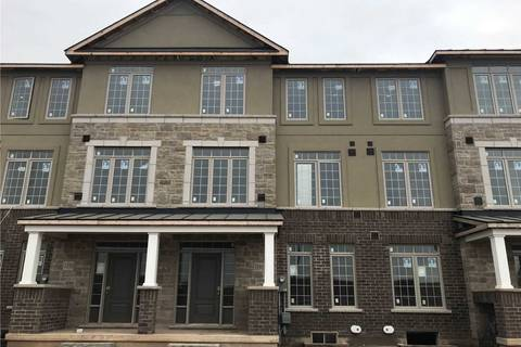 Townhouse for sale at 3191 William Coltson Ave Oakville Ontario - MLS: W4622048