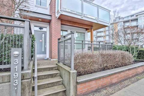 Townhouse for sale at 3193 Kent Ave E Vancouver British Columbia - MLS: R2428281