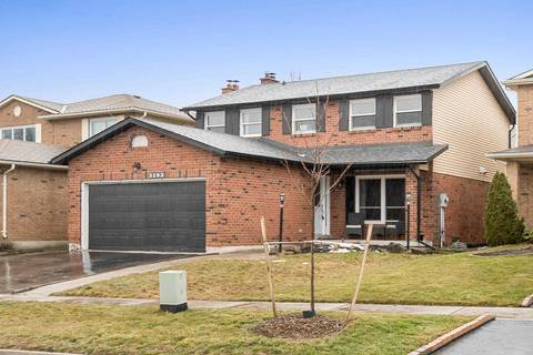 House for sale at 3193 Twin Oaks Cres Burlington Ontario - MLS: W4726094