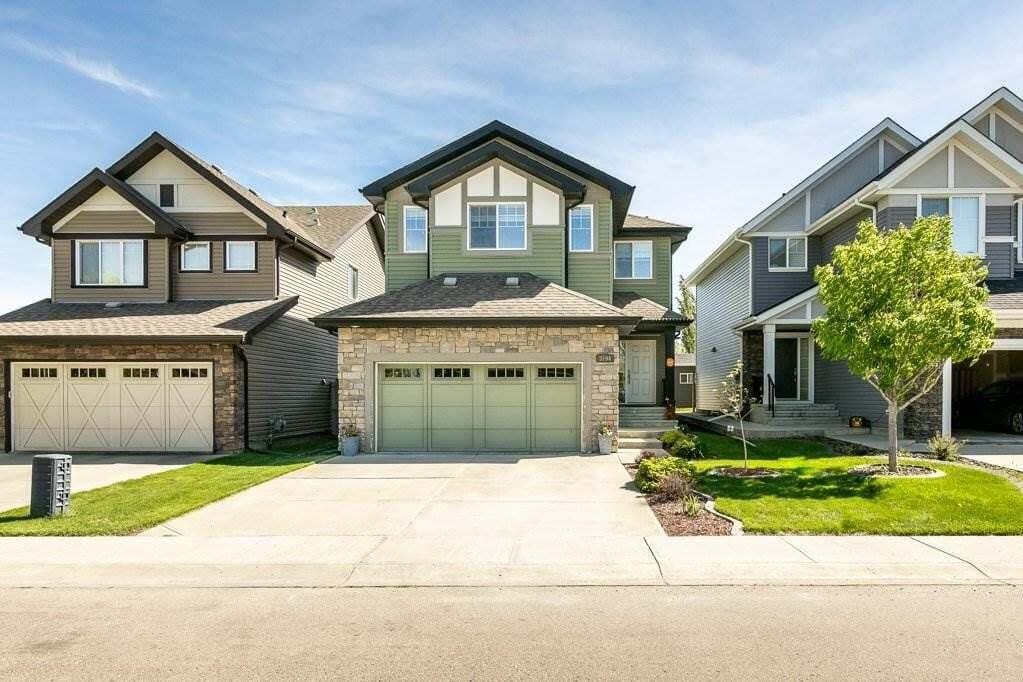 House for sale at 3194 Whitelaw Dr NW Edmonton Alberta - MLS: E4199602