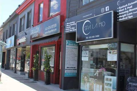 Commercial property for sale at 3194 Yonge St Toronto Ontario - MLS: C4638202