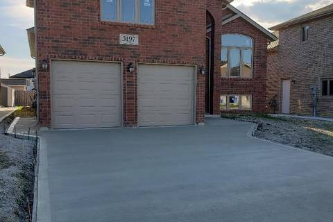 House for sale at 3197 Arpino  Windsor Ontario - MLS: 19020756
