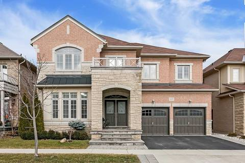 House for sale at 3197 Trailside Dr Oakville Ontario - MLS: W4385583