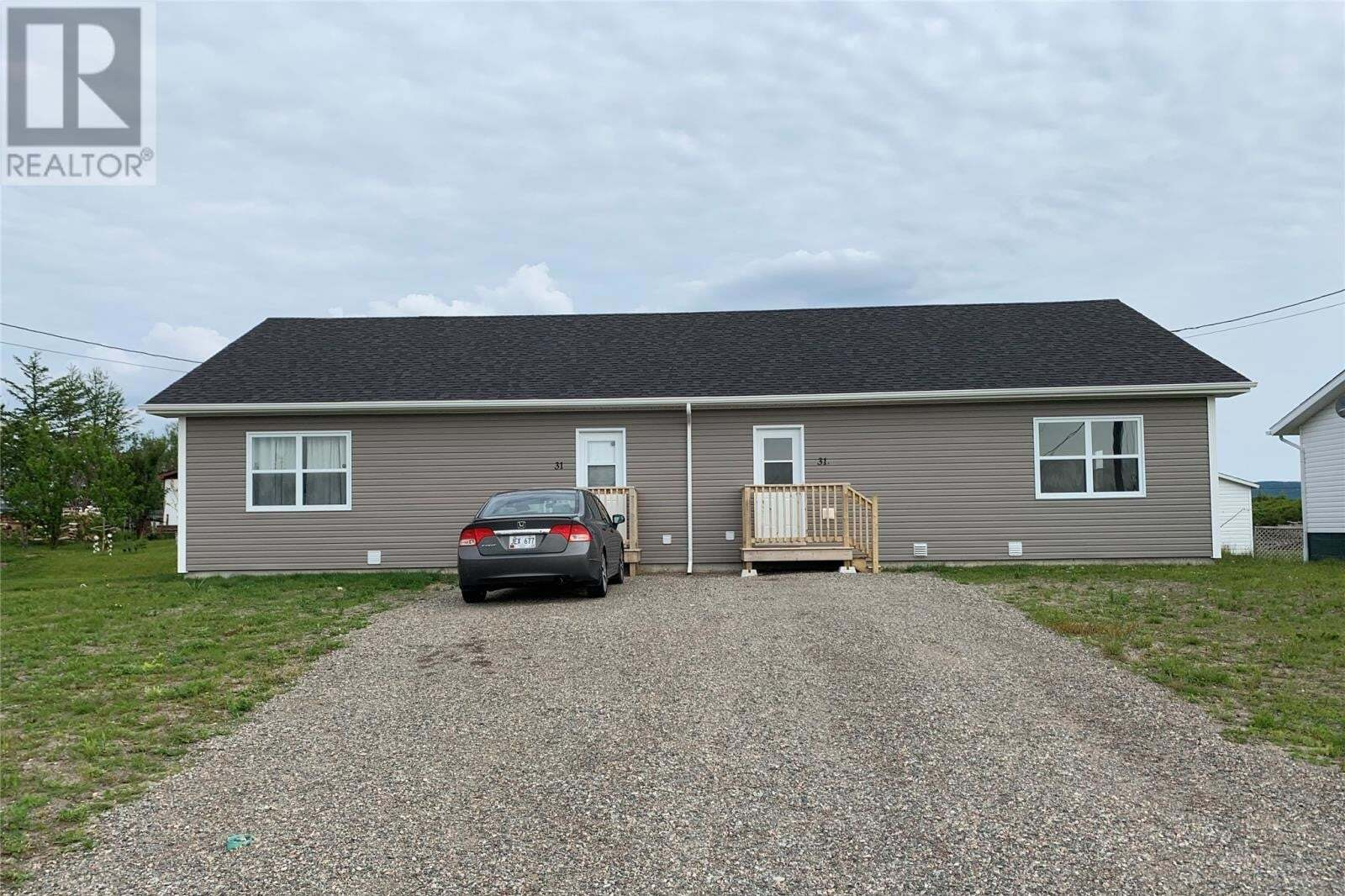 House for sale at 31 Brook St Unit 31a Stephenville Crossing Newfoundland - MLS: 1199859