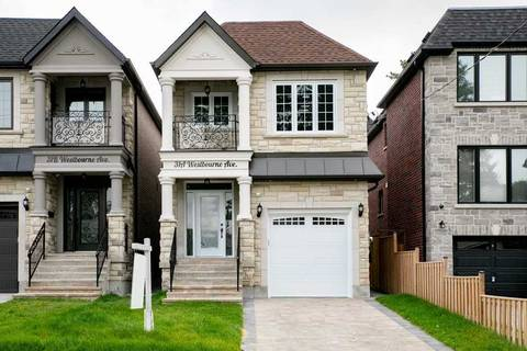 House for sale at 31 Westbourne Ave Toronto Ontario - MLS: E4647493