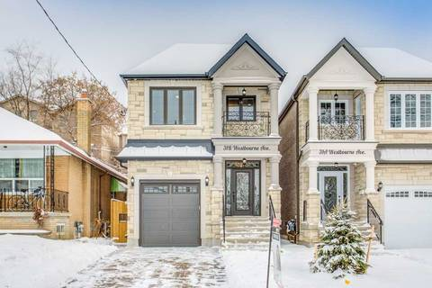 House for sale at 31 Westbourne Ave Toronto Ontario - MLS: E4687872