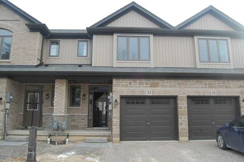 Townhouse for rent at 32 Tom Brown Dr Brant Ontario - MLS: X4653534