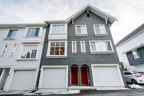 Townhouse for sale at 10433 158 St Unit 32 Surrey British Columbia - MLS: R2396893