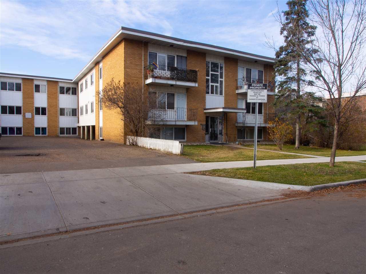 Buliding: 10620 114 Street, Edmonton, AB